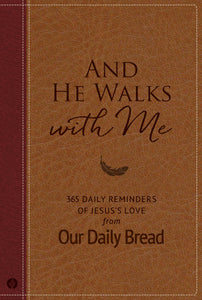 And He Walks with Me [E-book]