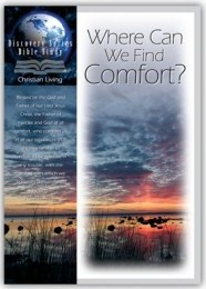 Where Can We Find Comfort? (Bible Study Guide)