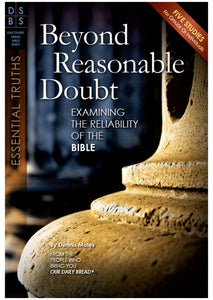 Beyond Reasonable Doubt (Bible Study Guide)