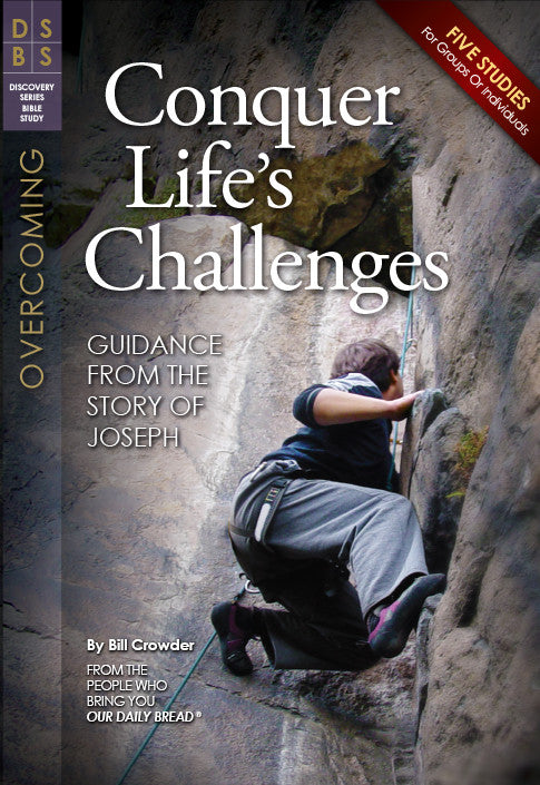 Conquer Life's Challenges (Bible Study Guide)