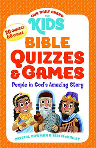 Bible Quizzes & Games - Bible Characters