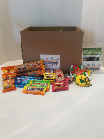 Fun Candy Box (Medium) 30ct Candies