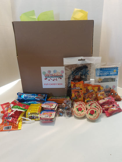 Fun Candy Box (Large) 50ct Candies