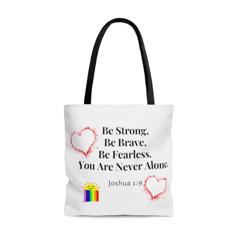 Be StrongTote Bag