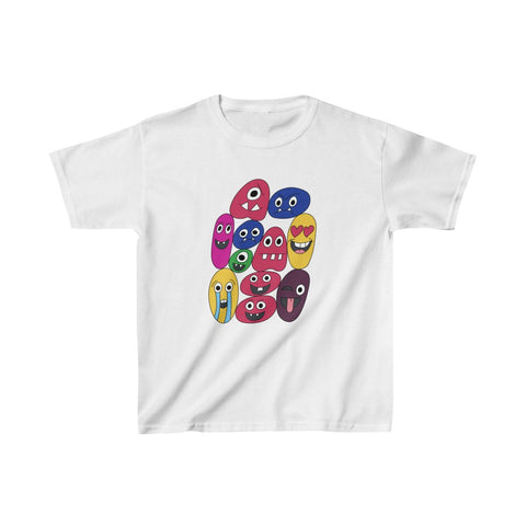 Kids Family Emoji 1 Shirt