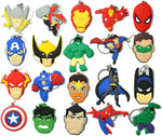 Marvel and Disney Keychain Mix