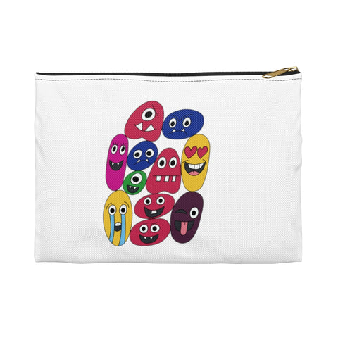 The Family Emoji  1 Accessory Pouch