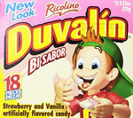 Duvalin Strawberry-Vanilla Candy - 18 ct