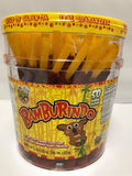 Bamburindo Hot and Salted Tamarind Flavor Candy 50pcs