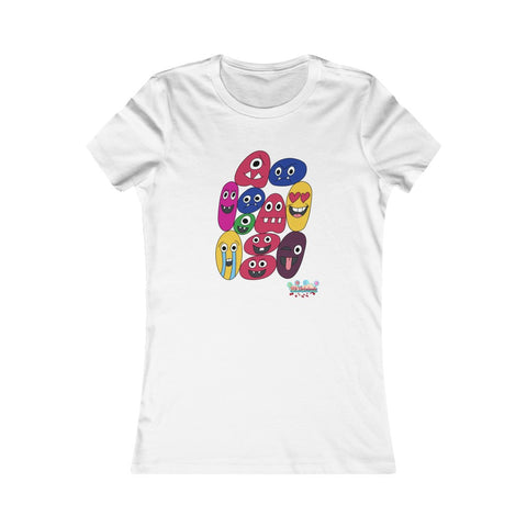 Women's The Family Emoji Vol.1 Shirt