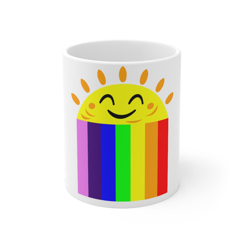SunRainbow Mug 11oz