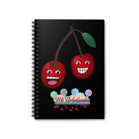 Cherry Bros Spiral Notebook - Ruled Line