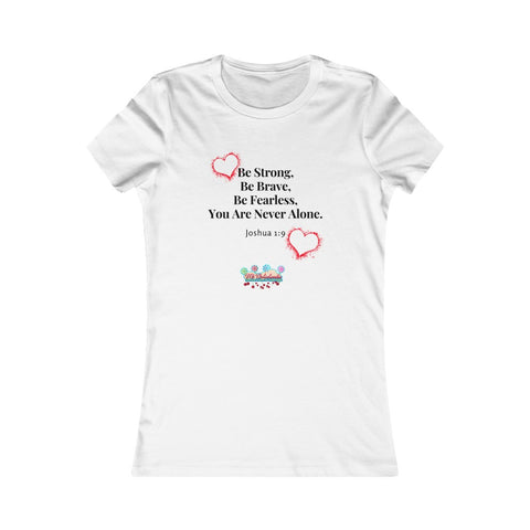 Women's Be Strong Shirt