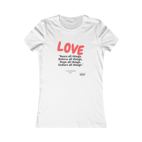 Women's Love Shirt