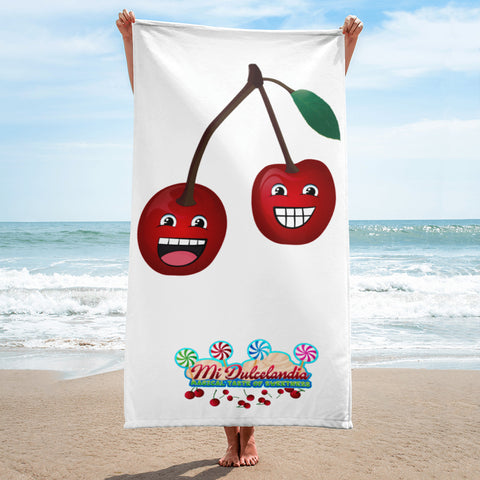Cherry Bros Towel