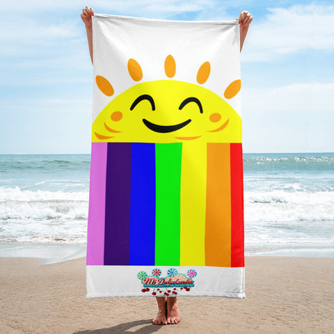SunRainbow Towel