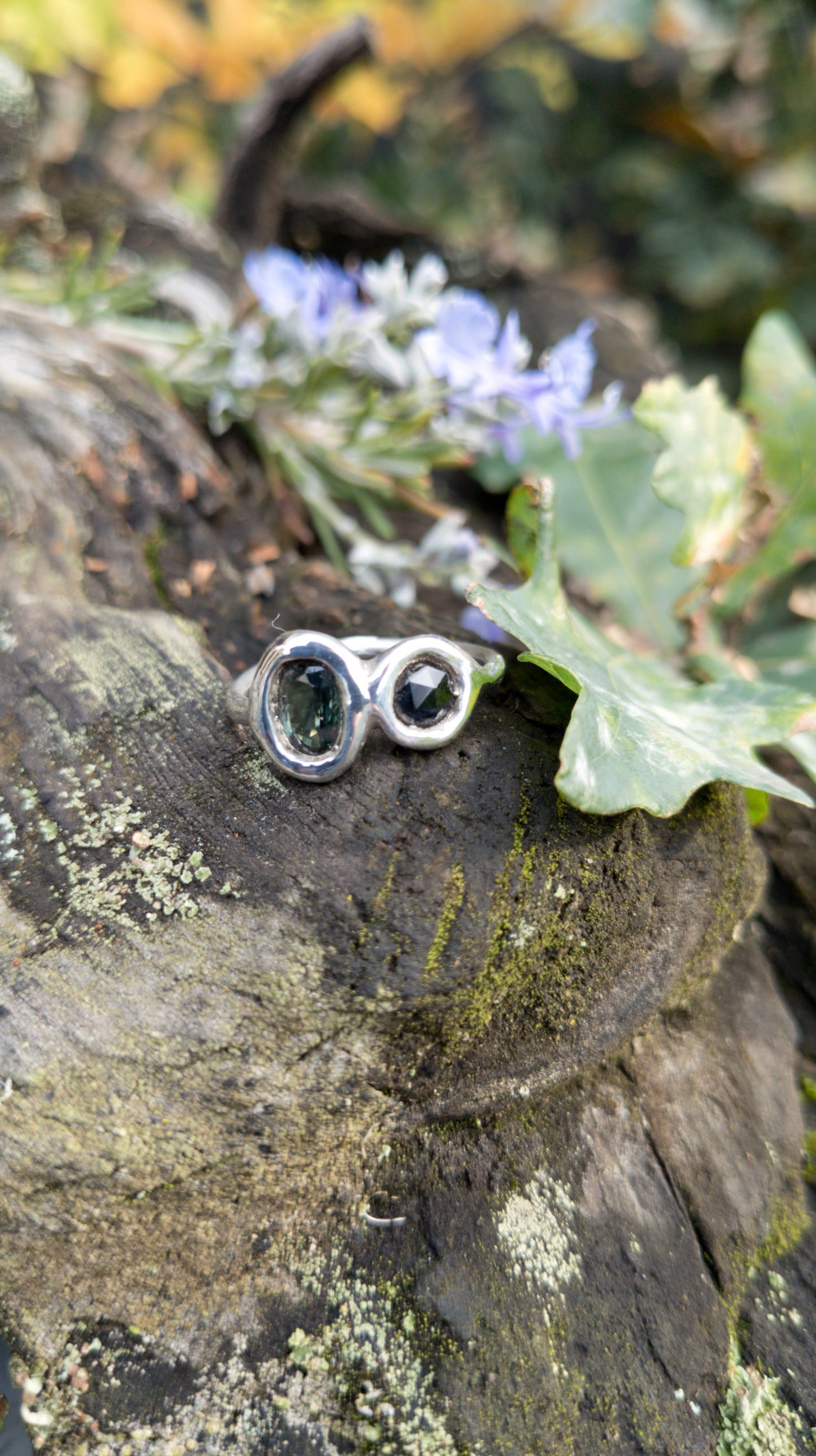 Sidecar Ring, Size 7
