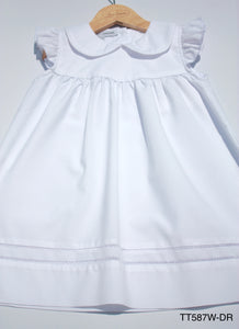 Hemstitch Dress