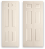 Colonist Smooth - 800 Series Door