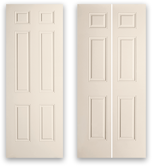 Colonist Textured - 800 Series Door