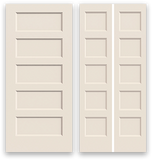 Conmore Smooth - Flat Panel Door