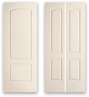 Continental Smooth - 800 Series Door
