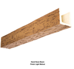 "Faux Wood Beam - Hand Hewn 96"" (8FT)"