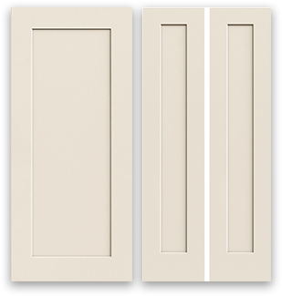 Madison Smooth - Flat Panel Door