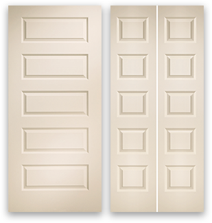 Rockport Smooth - 800 Series Door