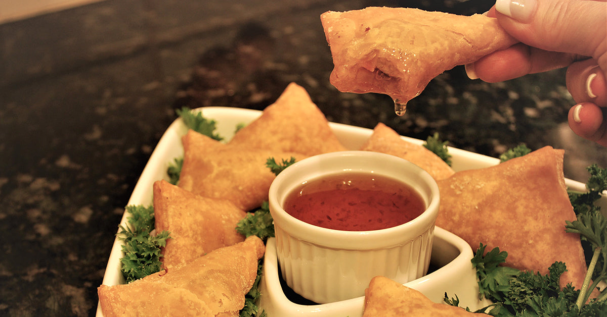 Gluten-Free Wontons (Fried or Baked)