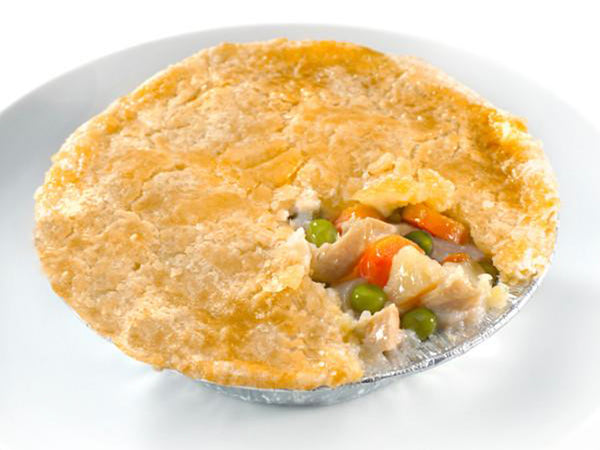 GeeFree Gluten-Free Chicken Pot Pie