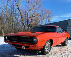 "1970 Plymouth Barracuda ""Cuda"""