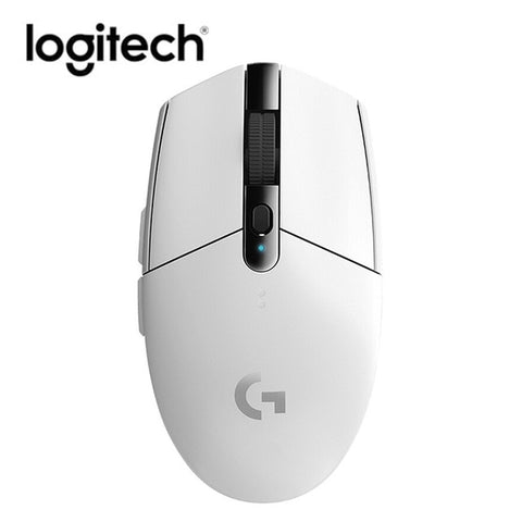 Logitech G304 Wireless Mouse 6 Programmable Buttons USB Wireless Mouse HERO Sensor 12000DPI Adjustable Gaming Optical Mice
