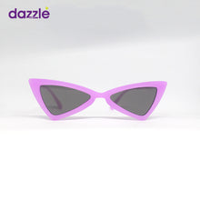 Load image into Gallery viewer, Big Kids & Teens Trendy Fashion Cat Eye Sunglasses - Purple