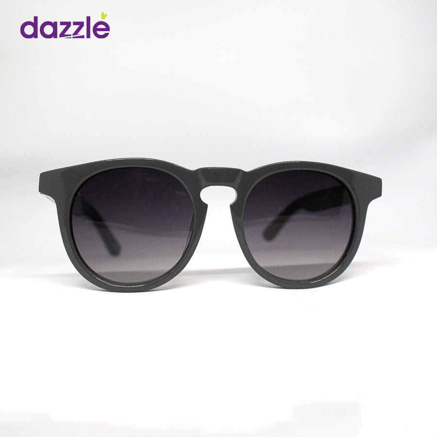 Dapper Unisex Fashion Sporty Sunglasses - Grey