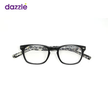 Load image into Gallery viewer, Unisex Monochrome Stock Frame Glasses