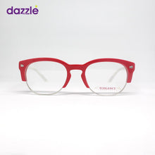 Load image into Gallery viewer, Elegance Chunky Club-master Design Acetate Eyeglasses Frame