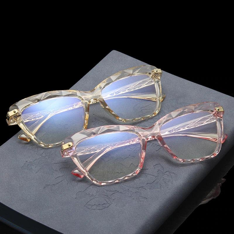 Ladies Cat Eye Blue Light Blocking Computer Glasses -