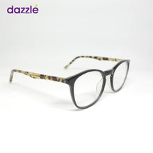 Load image into Gallery viewer, Black and Animal Print Unisex Stock Frame - Opticals