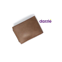 Load image into Gallery viewer, Men's Leather Wallet - Brown - Merch
