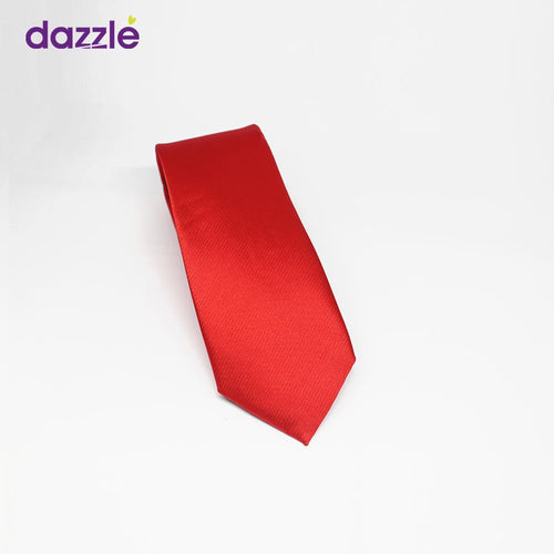 Men's Necktie - Red - Merch
