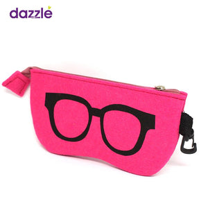 Sunglasses & Frames Pouch - Pink - Eyewear Accessories