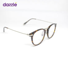Load image into Gallery viewer, Unisex Dapper Acetate Stock Frame Eyeglasses - Tortoise -