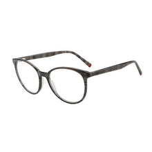 Load image into Gallery viewer, Unisex Dapper Acetate Stock Frame Glasses - Grey & Red