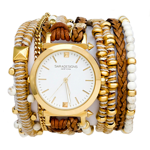 ST. TROPEZ WRAP WATCH
