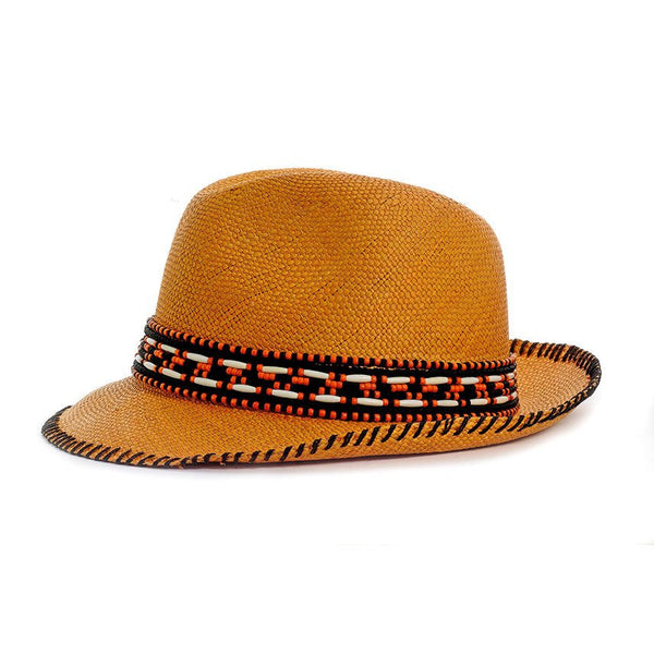 Cara Hat Genuine Panama Hat