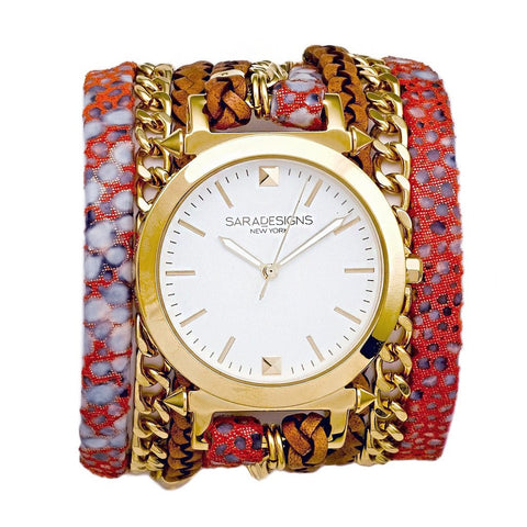 URBAN SPIKE AMAZON WRAP WATCH
