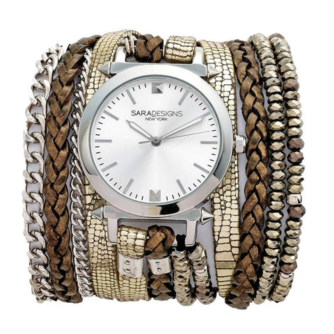 SKY MAASAI WRAP WATCH