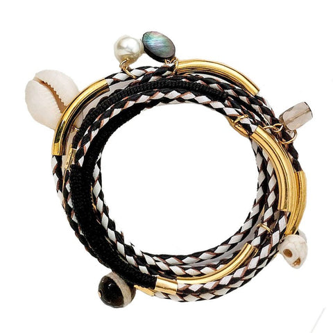 I'm Charmed Bangle Set