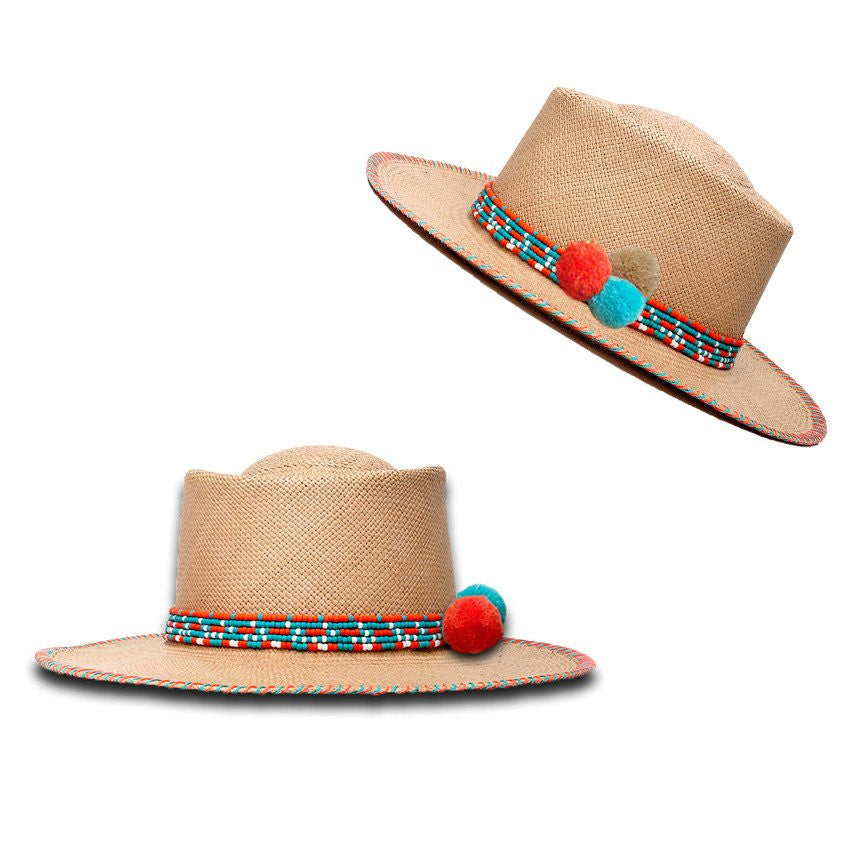 Kenya Pom Matador Hat Panama Hat Collection